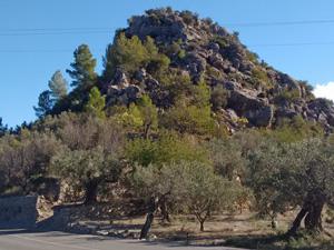 Small Tossal above Fontilles