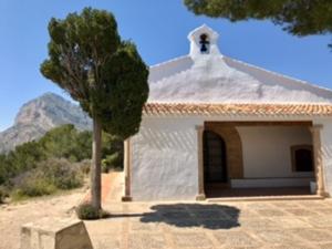 Montgo from Ermita de Santa Lucia