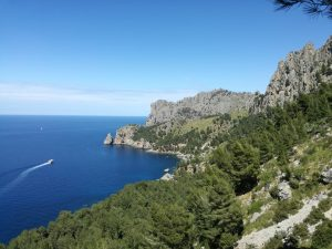Coastal Path between Soller and Cala Tuent